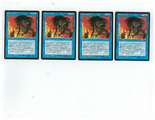 Magic the Gathering - MTG - Mint - Force of Will x4- MINT NEVER PLAYED