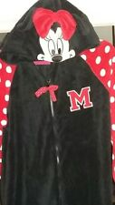 Primark Disney Ladies Girls Minnie Mouse all in one Fleece Pjs XLarge 18-20 BNWT