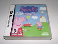 Peppa Pig The Game Nintendo DS 2DS 3DS Game *Complete*