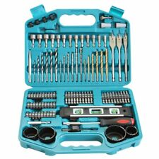 Makita Tools Drilling and Driving Set Screwdriver Bits Accessory Carry Case 101p
