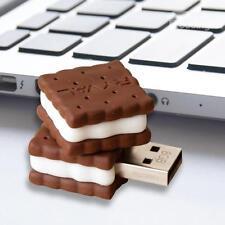Clé USB Ryval Biscuit, Key Flash Pen drive, USB-Stick Keks