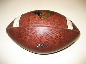 Florida State Seminoles GAME USED Nike Vapor One 1 Football FSU Noles University