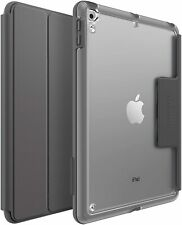 "OtterBox UnlimitED Folio 9.7"" Grey/Clear Protective Case For iPad 5th / 6th Gen"