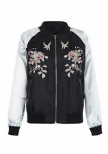 New Look Zip Bomber Coats & Jackets for Women
