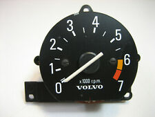Volvo 240 245 244 Early Style VDO Tachometer 4 Cylinder RARE OEM 140