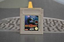 MORTAL KOMBAT II NINTENDO GAME BOY GAMEBOY COLOR ADVANCE GB GBA GBC