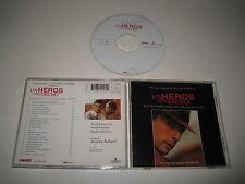 UN HEROS TRES DISCRETO/SOUNDTRACK/ALEXANDRE DESPLAT(EMI/852247-2)CD ÁLBUM