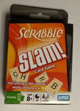 PARKER BROTHERS SCRABBLE SLAM! CARD GAME