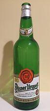 Vintage Pilsner Urquell Beer Bottle 1 Pint 6.3 Fl Oz. (Empty)