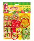 New!! Strawberry ShortCake Birthday Party Supplies 48PC Mega Value Favor Pack