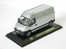 Nissan Interstar grey grau Sideral 420070  Norev 1:43 New in a box! RARE!