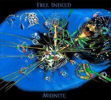 MIDNITE - FREE INDEED CD Virgin Islands Roots Reggae