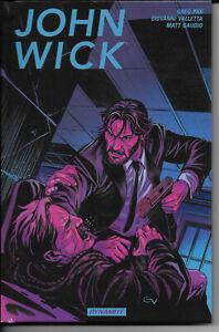 John Wick Dynamite Graphic Novel Comic Book