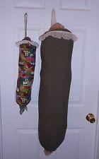 Jumbo Bag Stuffer Plastic Grocery Bag Holder -  Extra Large Big Mama!