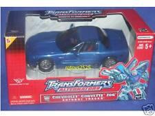 Transformers Alternators TRACKS Corvette Z06 New Factory Sealed 2004