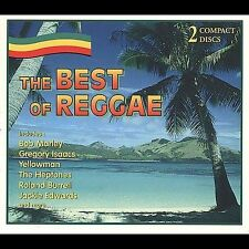 Various Artists : Best of Reggae CD