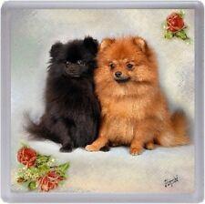 Pomeranian Coaster No 3 by Starprint