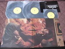 Miles Davis Japan only Compilation Promo Label DBL Vinyl LP w Interview 7 inch