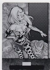 Marvel Beginnings 3 printing plate 479 Enchantress