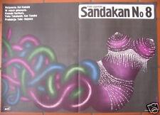 Polish Poster - SANDAKAN NR.8 - Kei Kumai - Socha