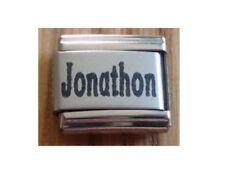 Italian Charms Charm  Names Name Jonathon