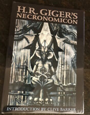 NECRONOMICON I book by H.R. Giger (new in original shrink wrap)