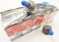 10 X H7 8500K 55W XENON OPTIK HALOGEN LAMPEN BIRNEN E-PRÜFZEICHEN SUPER WHITE