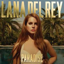 Paradise (Lp) - Lana Del Rey (Vinyl Used Very Good) Explicit Version