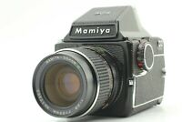 Read! 【NEAR MINT-】 MAMIYA M645 Prism Finder, Sekor C 55mm f2.8 from JAPAN
