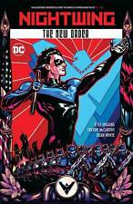 NIGHTWING THE NEW ORDER TPB Collecting Issues #1-6 DC Comics TP