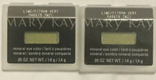 MARY KAY Mineral Eye Color Lime Lot of 2 ~ NEW