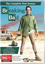 Breaking Bad : Season 1 (DVD, 2009, 3-Disc Set) NEW SEALED R4 DVD