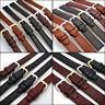 Condor Leather Watch Band Strap Buffalo Grain Choose Color, length, width 086