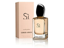 GIORGIO ARMANI SI FOR HER 50ML EAU DE PARFUM SPRAY BRAND NEW & SEALED