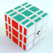 3x3x5 Unequal Layer Magic Cube Twist Puzzle Fancy Toy Christmas Gift Transparent