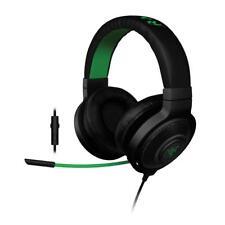 Razer Kraken Pro Black 2015 Gaming Headset Schwarz 3,5 Klinke