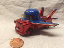 Disney Cars Mater truck Tall Tales take flight series hawk plane Flying Metallic