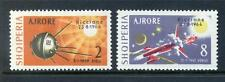 Albania 1964 Riccionne Space Exhibition pair mint unmounted (2017/05/25#20)