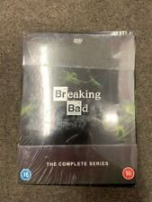 Breaking Bad - Series 1-5 - Complete (DVD, 2013, Box Set) NEW SEALED