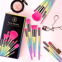Makeup Brushes 10pcs Foundation Powder Concealer Face Eye shadow Cosmetic Brush