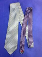 Recent TOMMY HILFIGER 'Links' Silk Tie M.I.USA