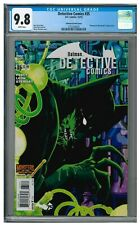 Detective Comics #35 (2014) Monsters of the Month Variant CGC 9.8 HH191