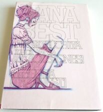 NANA BEST ANNA TSUCHIYA BLACK STONES OLIVIA REIRA TRAPNEST CD + DVD SOUNDTRACK!