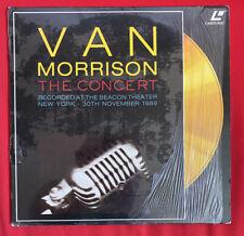 Laserdisc van Morrison  The Concert / Musik / PAL