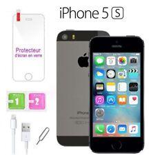 Apple iPhone 5s 32go 32GB unlocked DÉBLOQUÉ Téléphones Mobile Gris