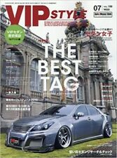 VIP STYLE 2016 July 07 Japanese Car Magazine Japan Book The Best Tag