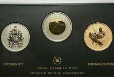 2013 Canada Specimen Set $1 Blue Winged Teal Lot of 6 Coins #11596