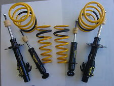 KING SPRINGS MONROE SHOCK Lowered Suspension Package to suit Commodore VF Wagon
