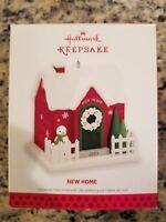 2013 Hallmark Keepsake Christmas Tree Ornament NEW HOME FREE SHIPPING