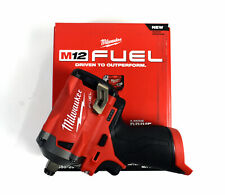 "Milwaukee 2555-20 M12 FUEL 12-Volt Stubby 1/2"" Impact Wrench (Tool Only)"